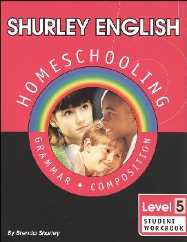Shurley English Homeschool Workbook Level 5