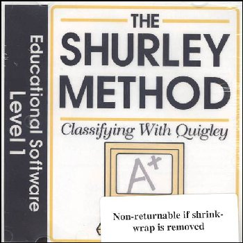 Shurley Method Educational Software Level 1