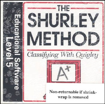 Shurley Method Educational Software Level 5