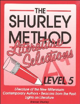 Shurley Method Literature Selections Level 5