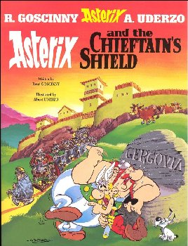 Asterix and the Chieftain's Shield #11