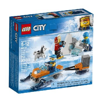 LEGO City Arctic Exploration Team (60191)
