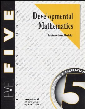 Developmental Math Level 5 Instruction Guide