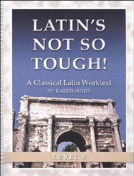 Latin's Not So Tough Level 5 Workbook