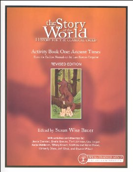 Story of the World Vol. 1 2nd Edition Activity Book (Paperback)