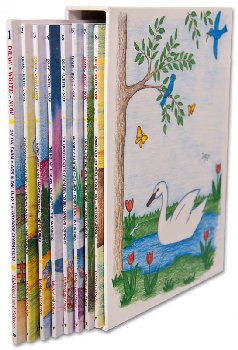Draw-Write-Now Boxed set of 8
