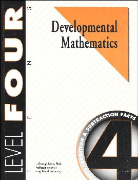 Developmental Math Level 4 Worktext