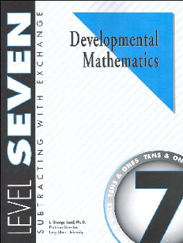 Developmental Math Level 7 Worktext