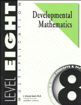 Developmental Math Level 8 Worktext