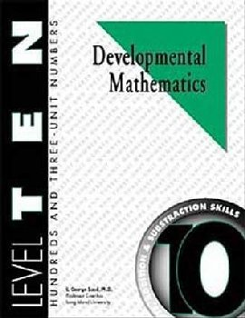 Developmental Math Level 10 Worktext