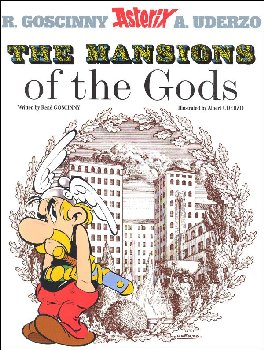 Asterix: Mansions of the Gods #17