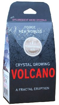 Crystal Growing: Volcano Kit