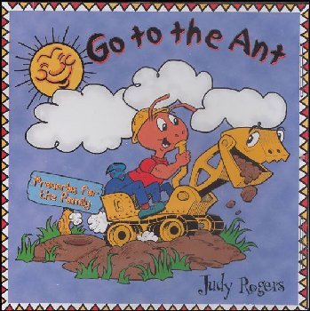 Go to the Ant CD
