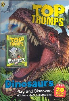 Dinosaurs Top Trumps Activity Book