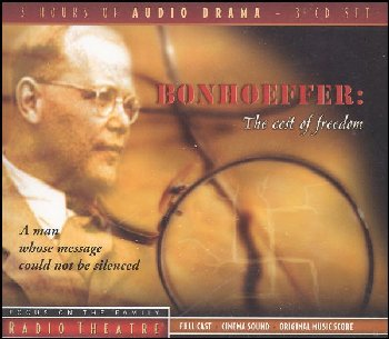 Bonhoeffer: The Cost of Freedom 3 CD's