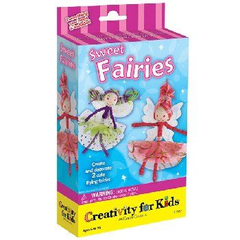 Sweet Fairies Creativity Mini Kit