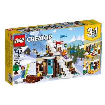 LEGO Creator Modular Winter Vacation (31080)