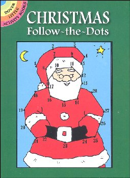 Christmas Follow the Dots