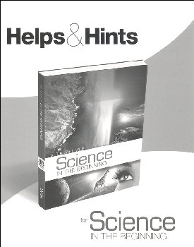 Science in the Beginning Helps & Hints