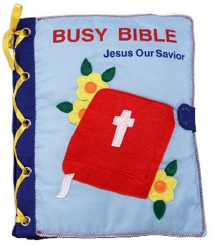 Busy Bible, Jesus Our Savior