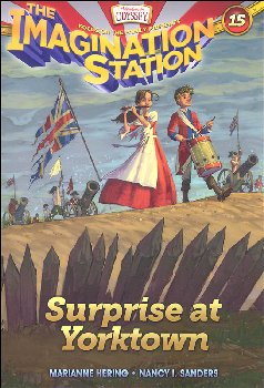 Surprise at Yorktown - Book 15 (Imagination Station)