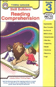 Reading Comprehension Gr 3 Skill Builders