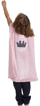 Pink Crown Cape