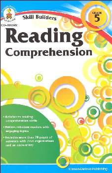 Reading Comprehension Gr 5 Skill Builders