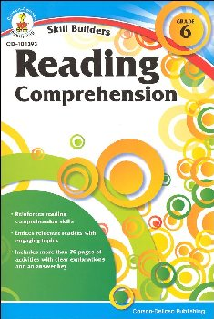 Reading Comprehension Gr 6 Skill Builder