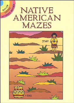 Native American Mazes