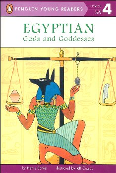 Egyptian Gods and Goddesses (Penguin Young Readers Level 4)