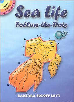 Sea Life Follow-the-Dots