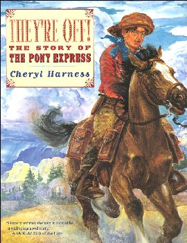 They're Off! Story of Pony Express