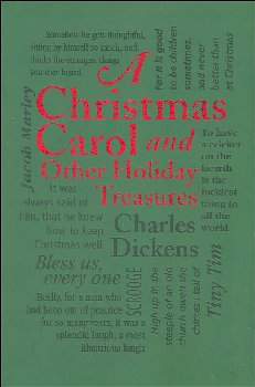 Christmas Carol and Other Holiday Treasures (Word Cloud Classics)