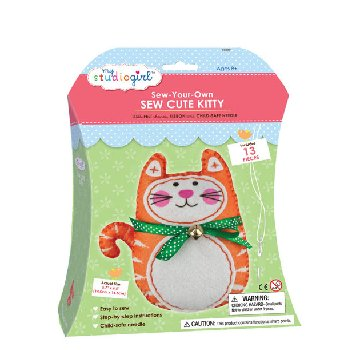 Sew Cute Kitty (Sew Cute Kits)