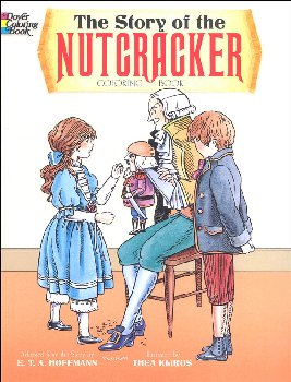 Story of the Nutcracker Coloring Book