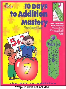 10 Days to Addition Mastery Teaching Guide
