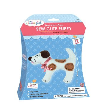 Sew Cute Puppy (Sew Cute Kits)
