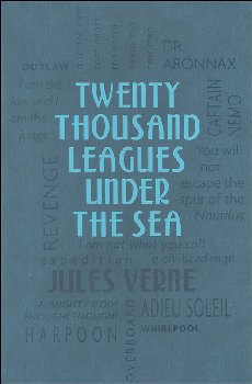 Twenty Thousand Leagues Under the Sea (Word Cloud Classics)