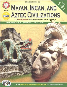 Mayan, Incan and Aztec Civilizations
