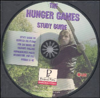 Hunger Games Study Guide on CD