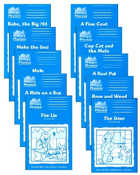 Primary Phonics Storybooks Set 2A