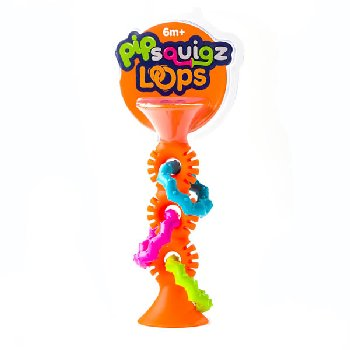 pipSquigz Loops Orange