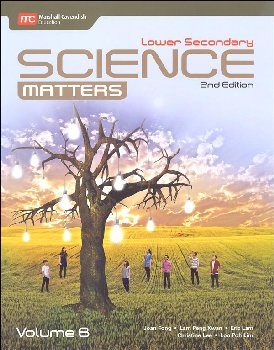Lower Secondary Science Matters Textbook Vol. B