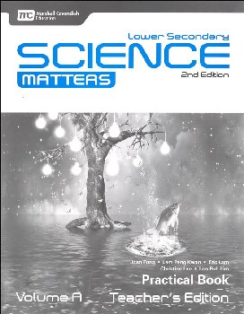 Lower Secondary Science Practical Teacher Edition Vol. A