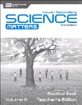 Lower Secondary Science Practical Teacher Edition Vol. B