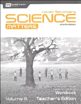 Lower Secondary Science Workbook Teacher Edition Vol. B
