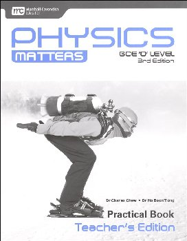 Physics Matters Practical Teacher's Edition