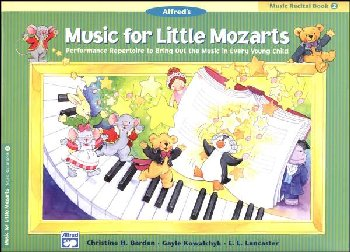 Music for Little Mozarts Music Recital Book 2
