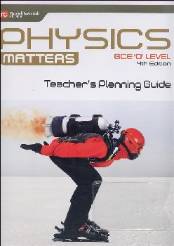 Physics Matters Teachers Planning Guide